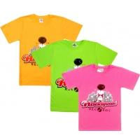 """91302-041 """"Голливуд"""" футболка для девочек 9-13 лет"""