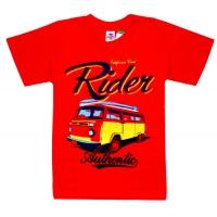 """91301-07 """"Rider"""" футболка для мальчиков 9-13 лет"""