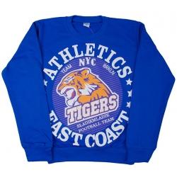 "81151-06 ""Athletics Tigers"" Джемпер для мальчиков, футер, 8-11"