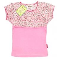 Блузка комбинированная для девочек