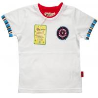 "v0016 ""Worldwide"" футболка для мальчика, супрем"