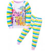 """3782-4-4 """"Pony"""" Пижама для девочек, 3-7 лет"""