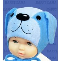 """Happy Lama"" шапка для мальчика ""Бобик"""