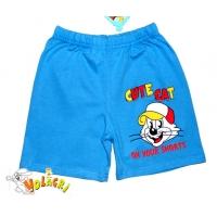 """5841-2 """"Cute Cat"""" шорты для мальчиков, 5-8 года"""