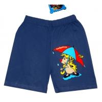 """5841-4 """"Ёжик"""" шорты для мальчиков, 5-8 года"""