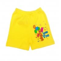 """1442-1 """"Love You"""" шорты для девочек, 1-4 года"""