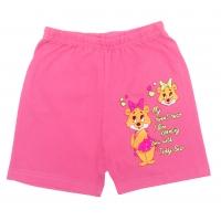 """1442-4 """"Sweet Bear"""" шорты для девочек, 1-4 года"""