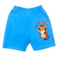 """1441-2 """"Hello Tiger"""" шорты для мальчиков, 1-4 года"""