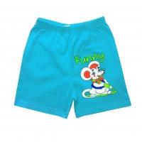 "1441-6 ""Funny"" детские шорты, 1-4 года"