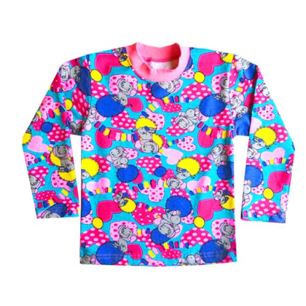 """44-6982571 """"Любимые Сны"""" пижама для девочек 6-9 лет, двухнитка"""