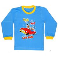 """04-0229 """"Such a Cool Car"""" Кофта для мальчика, 86-104"""