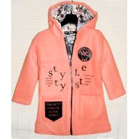 40-71207 Пальто демисезонное из буклированной шерсти 7-12 лет, лоосевый