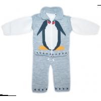 """«Пингвинчик» Костюм """"тройка"""", 68"""