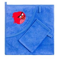 B-301-1 Комплект махровый для купания (полотенце+рукавичка)