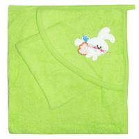 B-310-1 Комплект махровый для купания (полотенце+рукавичка)
