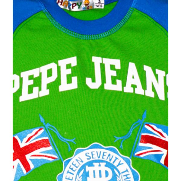 "10-35711 ""PEPE JEANS"" Джемпер для мальчика, 3-7 лет"