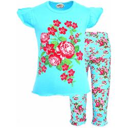 """45-68302 """"ROSE"""" комплект футболка с бриджами, 5-7 лет"""