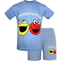 """45-58219 """"DINIVERTHITYOF"""" Комплект для мальчиков, 110-128, голубой"""
